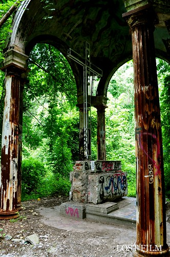 St. Mary's College Ruins | by Jack Parrott