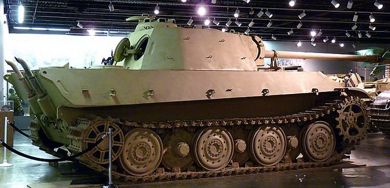 PzKpfw V - Panther (1)