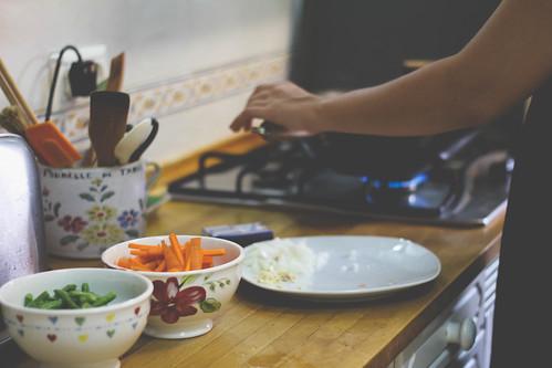 Cooking | by Leo P. Hidalgo (@yompyz)