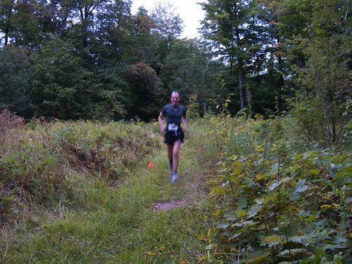 David, at 8 miles