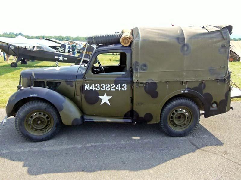 Hillman Light Utility Truck (8)