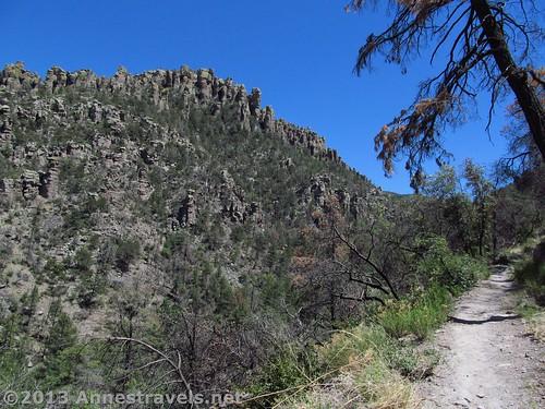 Sarah Deming Trail, Chiricahua National Monument, Arizona