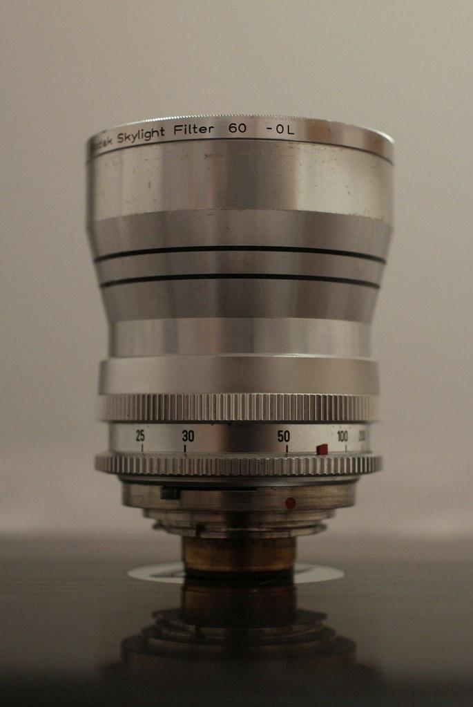 Carl Zeiss Jena DDR Flektogon F2 8/135mm - Schneider Kreuz