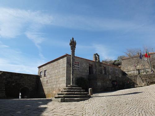 Pelourinho - Vista con la casa da Câmara e Cadeia | by albTotxo
