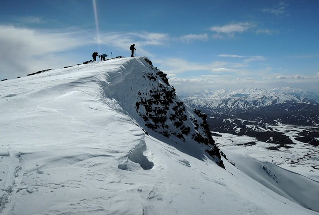 Not the real summit, but that's as high as we got by bryandkeith on flickr