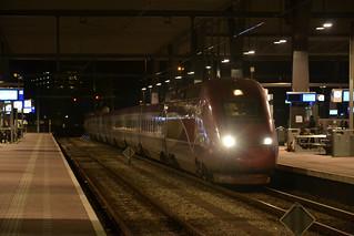 Thalys 4344, Rotterdam Centraal | by Alfenaar