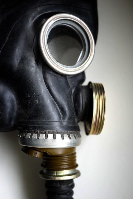 Gas mask - atana studio