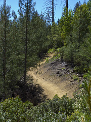 Motorcycle trail