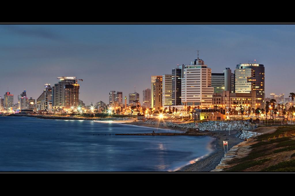 Image: Image: Twl Aviv Twilight