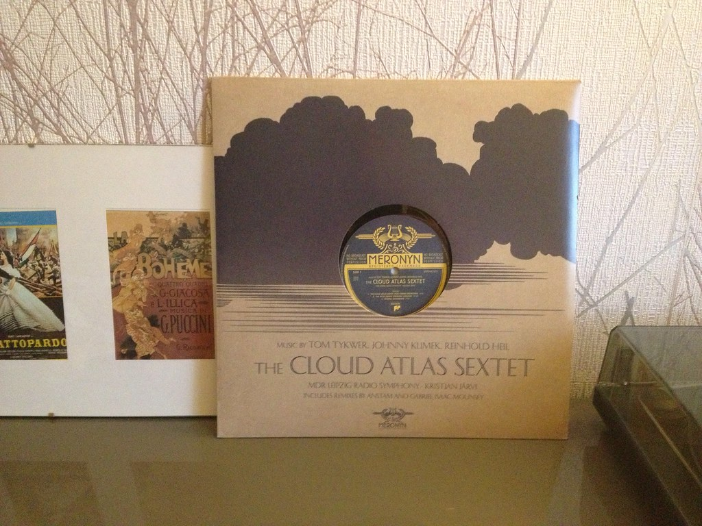 Cloud Atlas Sextet Vinyl Manuscript376 Flickr