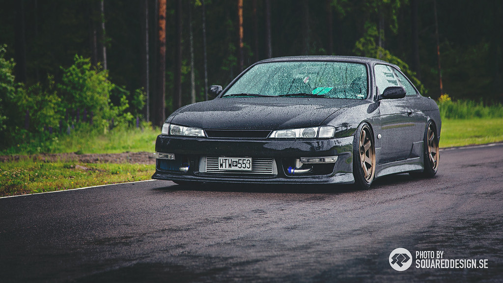 Pettas S14 Kouki 1 From A Set I Shot At A Track While It Flickr