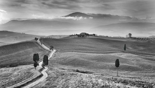 Landschaft in der Toskana (4)