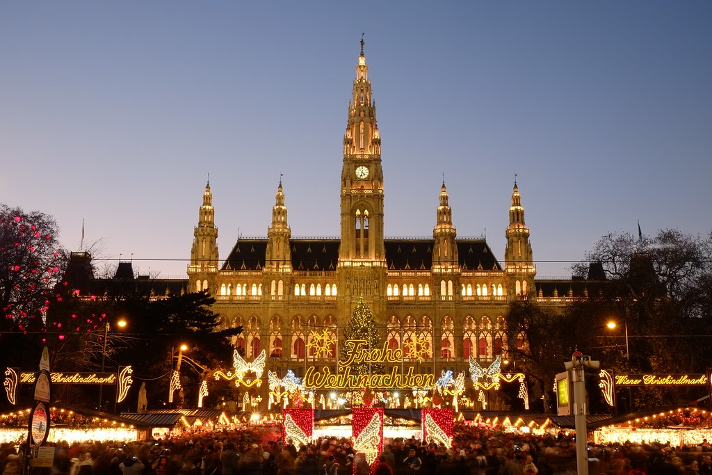 Vienna golden time Before you