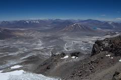 Laguna Verde and the Atacama