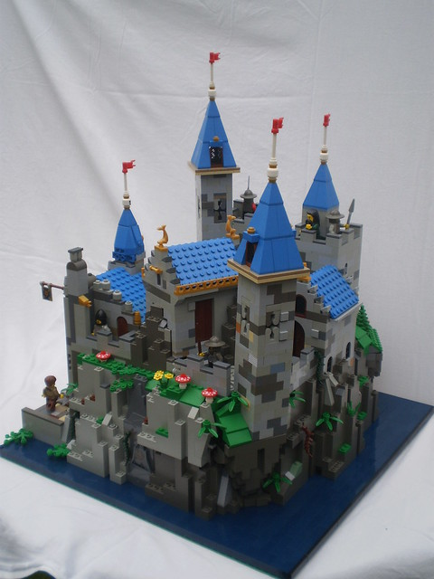 Colossal Castle Contest 2011 entry