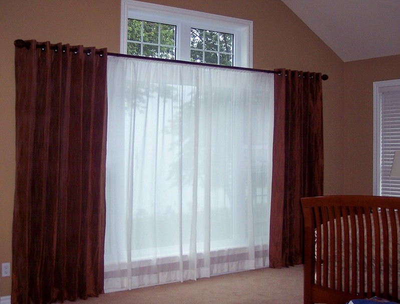 Grommet Drapes and Sheers
