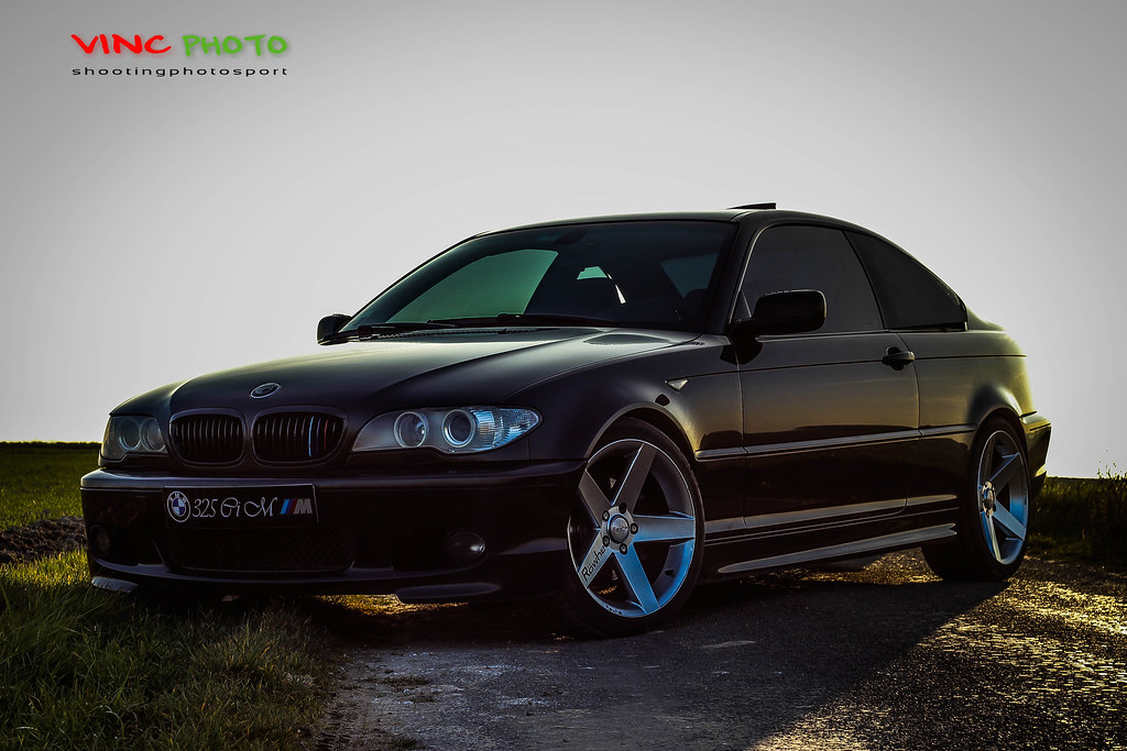 Bmw E46 325 Ci Smg Pack M Vincphotography Flickr