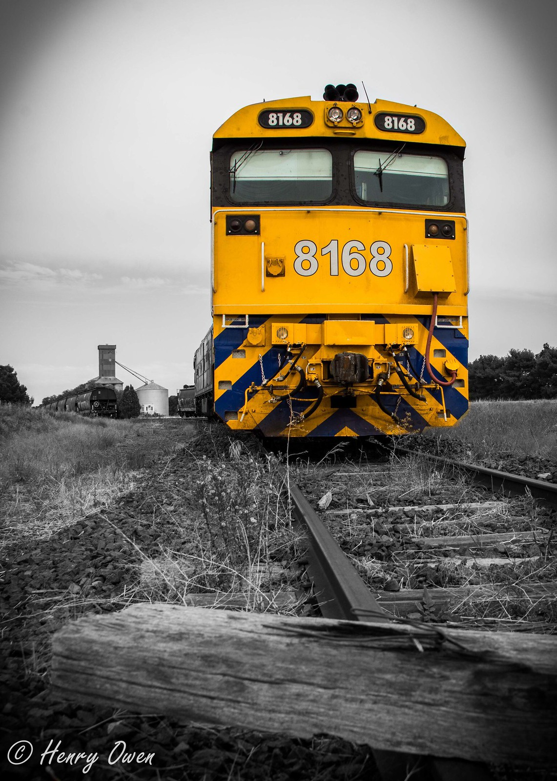 End Of The Line by Henry Owen
