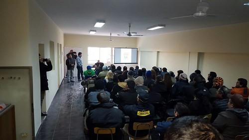 Entrega de Acuerdo Marco Ramal 2015 en Codelco División El Teniente