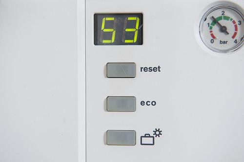 Reset Button Boiler | by CORGI HomePlan