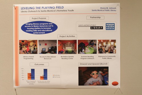 Shana Johnson: Leveling the Playing Field: Library Outreach to Santa Monica's Homeless Youth   by eoshea