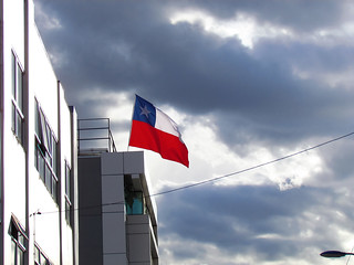 Curico, chilean flag | by RL GNZLZ