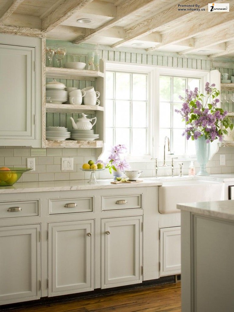 decorating new cottage style decorating ideas for casual f ...