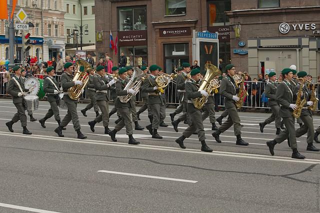 Military Music Band Tyrol, Austria(RUS11811)