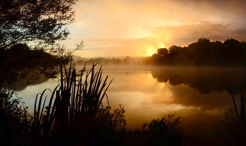 mist lake sunrise ringwood d7000 poulnerhill originalfilter
