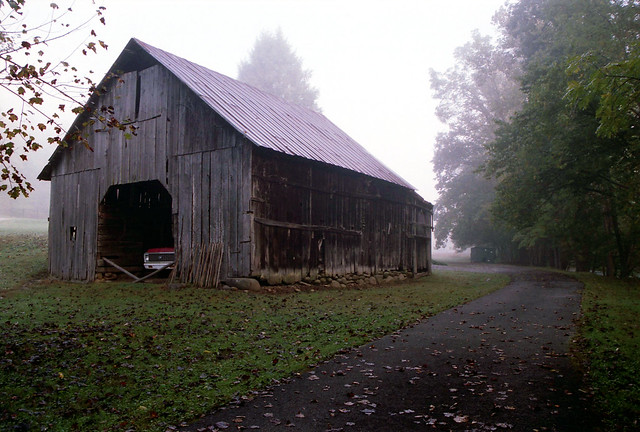 Southern Barn (Explored)