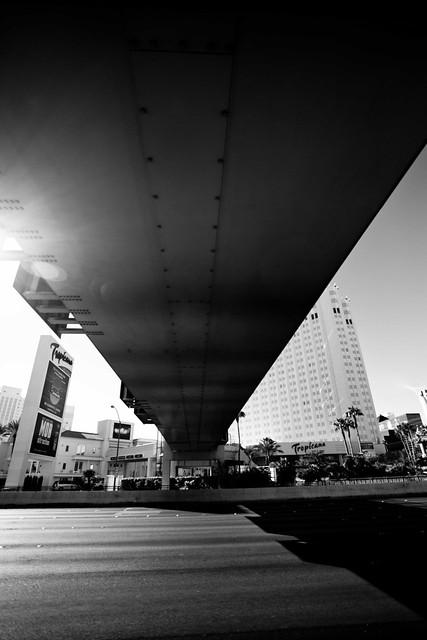 Las Vegas in B&W #1
