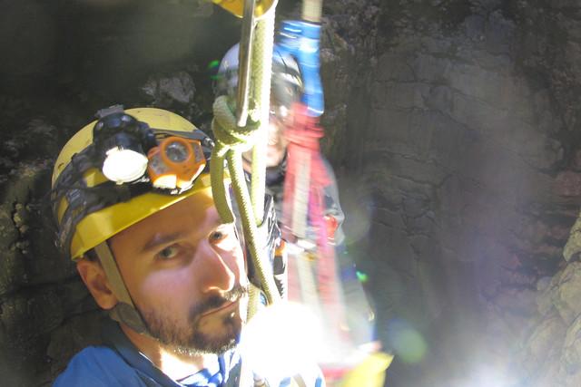Green Eye 1 Pit Cave