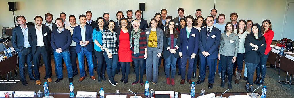 European Young Leaders seminar - Brussels