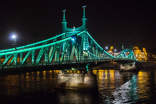 Liberty Bridge | by orkybash