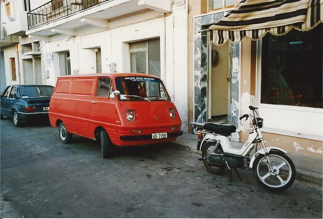 Mazda Bongo Van 1970