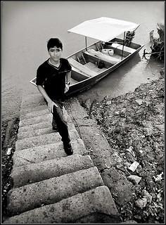boatman small