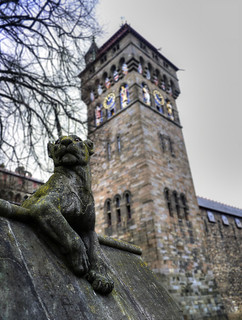 Cardiff Castle Wall & Tower | by All I want for Christmas is a Leica