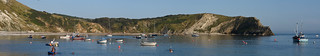 Lulworth Cove Panorama | by paul cripps