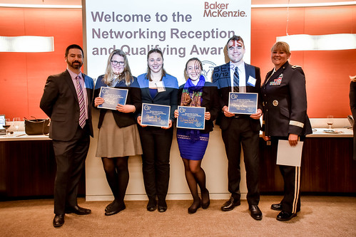 18;15 - 17;00 - Networking Reception and Qualifying Awards at Baker & MeKenzie
