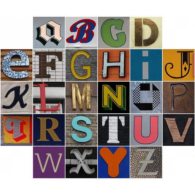 Alphabet 34