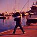 altragraph.com posted a photo:Porto Azzurro. Natale 2009. Darktable: simulazione Lomo X Tungsten.