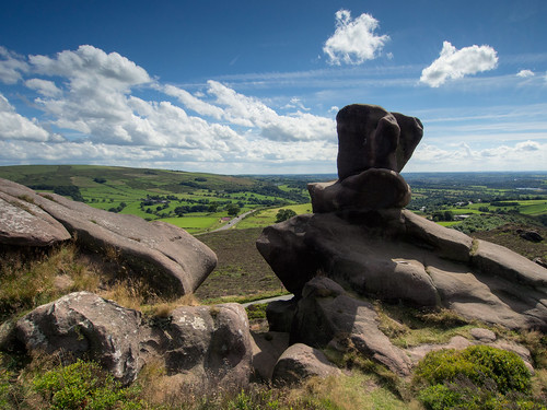 Ramshaw Rocks, The Roaches