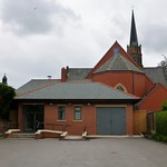 Fulwood Methodist Church, Rear View From Car Park