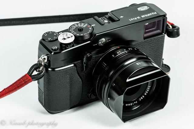 X-Pro1 c/w 18mmF2
