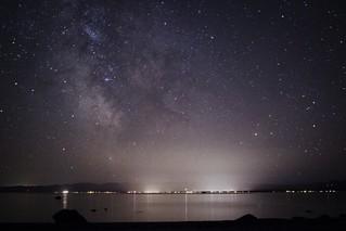 Stargazing at Savary Island, BC | by moonstream