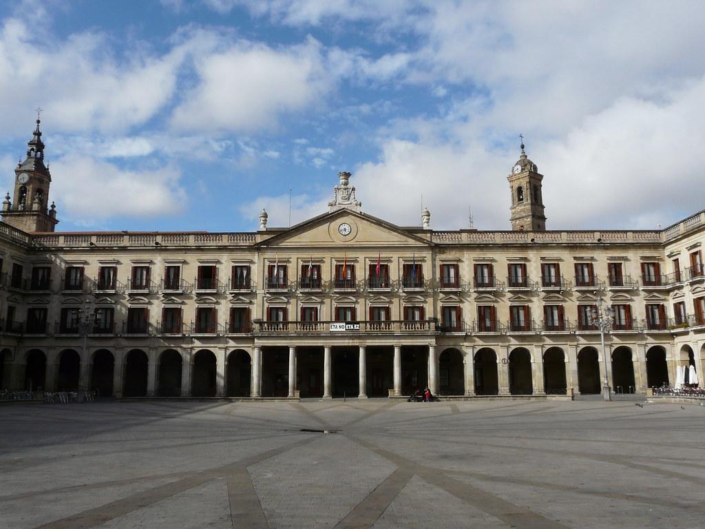 Vitoria-Gasteiz - Plaza Nueva