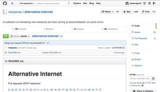 rossjones/alternative-internet | github com/rossjones/altern… | Flickr