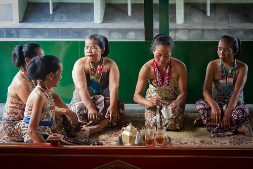 Tea Ladies of the Sultan Palace, Yogyakarta | by Luke Robinson
