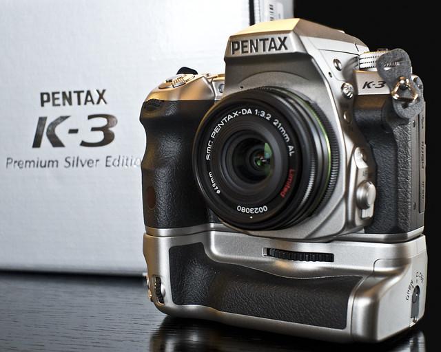 K3 Silver Edition