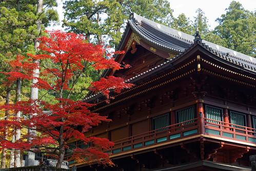 Sanbutsudo (Rinno-ji) | by KimonBerlin